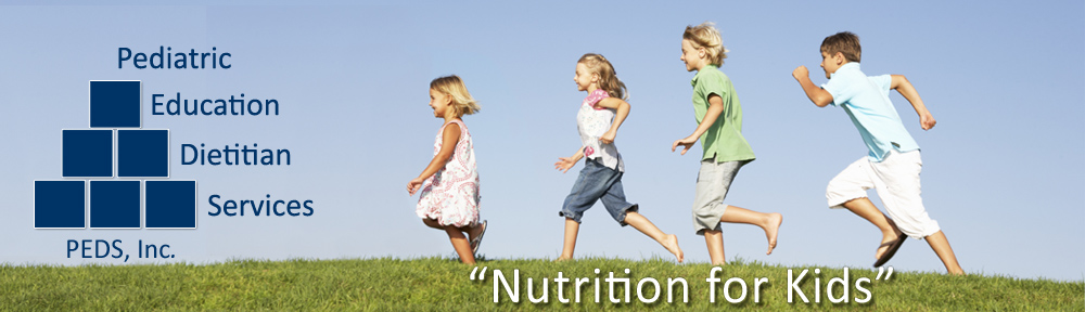 Pediatric Education Dietitian Services